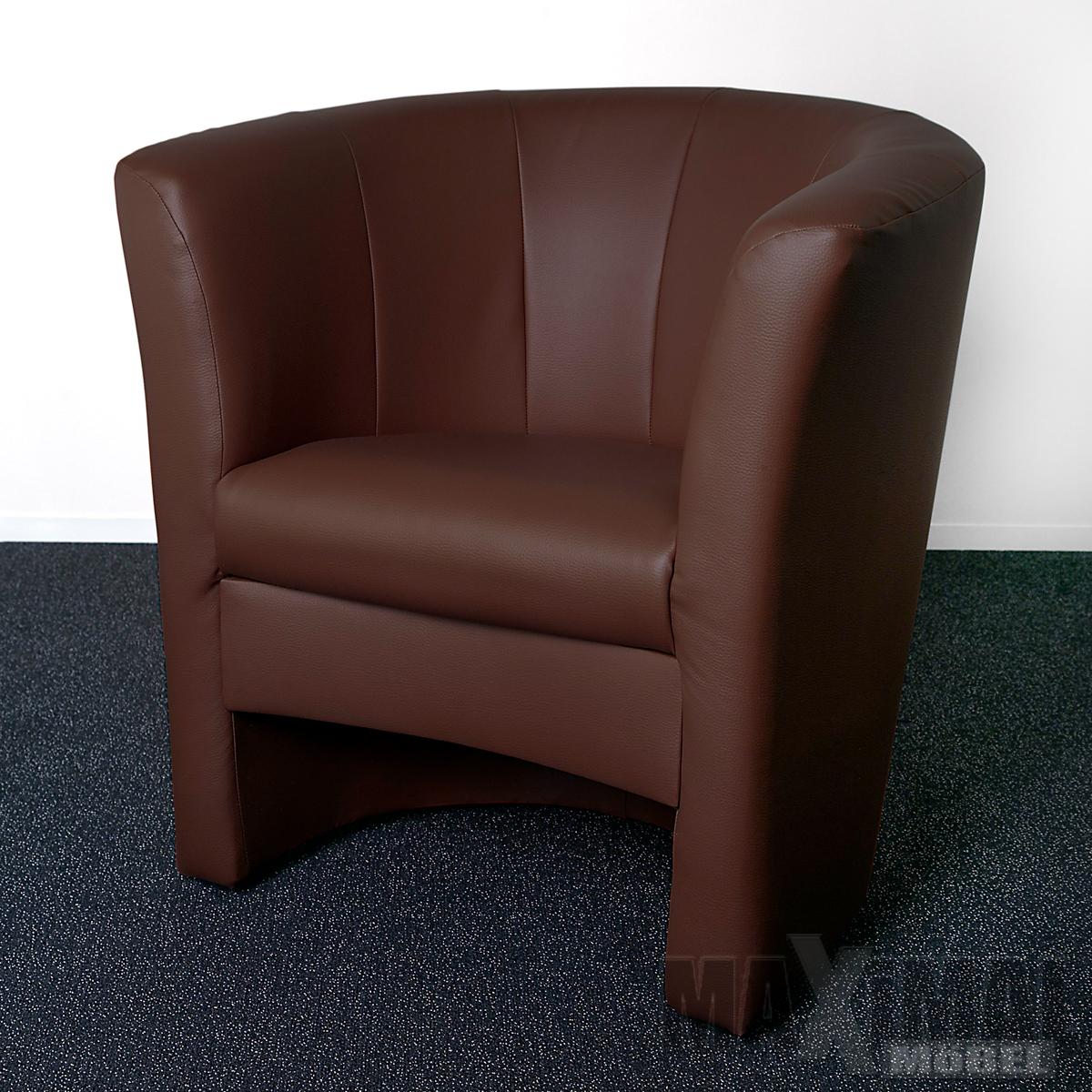 sessel mason kuhfell braun weiss clubsessel loungesessel ledersessel kuh neu ebay. Black Bedroom Furniture Sets. Home Design Ideas