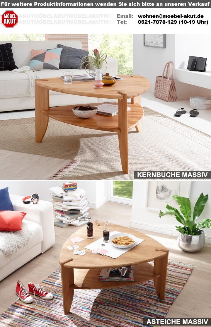 couchtisch theo beistelltisch wohnzimmertisch kernbuche. Black Bedroom Furniture Sets. Home Design Ideas
