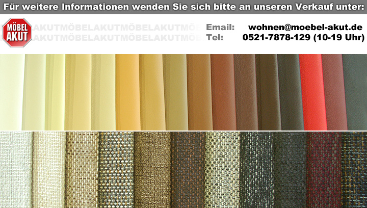 ecksofa acra polstergarnitur einzelsofa mit schlaffunktion bettkasten in wei ebay. Black Bedroom Furniture Sets. Home Design Ideas